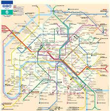 netherlands metro map pdf netherlands subway map travelquaz
