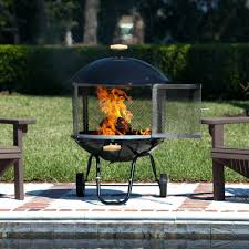 patio ideas wood burning fire pits for decks coffee tables