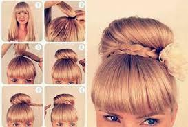 chignon mariage facile a faire coiffure mariage simple 2015 coiffure simple et facile