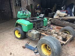 jd 1800 utility vehicle rebuild fix