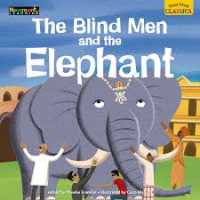 The Blind Men And The Elephant Read Aloud Classics The Blind Men And The Elephant Big Book