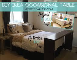 Ikea Diy by Diy Ikea Occasional Table U2013 Midwest Darling