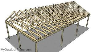 Detached Carport Plans by 20 Stylish Diy Carport Plans That Will Protect Your Car From The