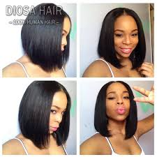 short human hair wigs bob u part wigs silky straight virgin