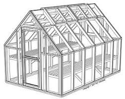 Shed Greenhouse Plans Greenhouse Plans Etsy