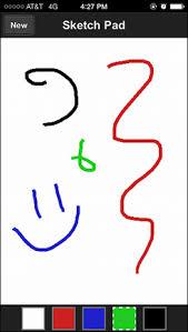 github krisrak html5 canvas drawing app sketchpad app using