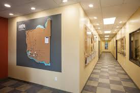 Map Service Center Edge Interior Design Services Adds Its Touch To New Share Facility