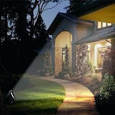 Landscape Flood Lights Flood Lights For Backyard Outdoor Goods