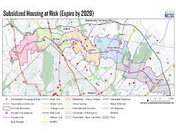 Commute Map Purple Line Could Mean Big Changes For Commutes Property Values