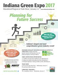 indiana convention center floor plan indiana green expo 2017 brochure by indiana nursery u0026 landscape