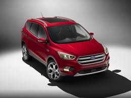 Ford Escape Custom - new 2017 ford escape price photos reviews safety ratings