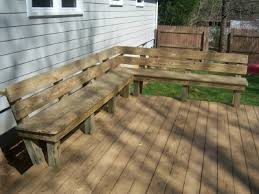how to build deck bench seating deck seating designs ideas best home design ideas sondos me