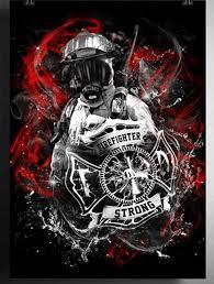 fire fighter fundraiser flyer template on behance best business