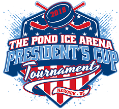 hockey tournaments at the pond arena