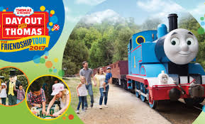 aboard fun filled u0027day thomas u0027 train