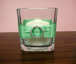 gem candle holder ribbons and bows oh my loversiq