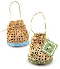 sachet bags mini weave sachet bag favor hansonellis