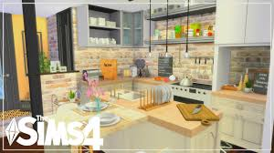 Studio Apartment The Sims 4 Apartment Build Couple Studio Apartment
