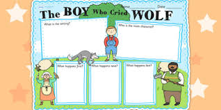 village town references the boy who cried wolf aesop s fables the boy who cried wolf primary page 2