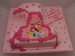 princess first birthday cake disney princesses 1st birthday