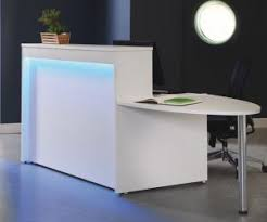 Narrow Reception Desk Reception Desks Reception Counters Southern Office Furniture