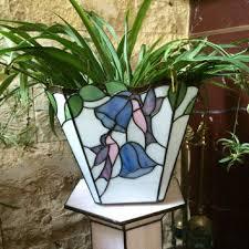 Glass Garden Decor Shop Stained Glass Garden Art On Wanelo