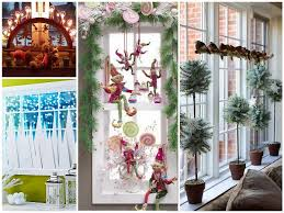 Christmas Bay Window Decorating Ideas by Decorate Windows With Few Bay Window Decorating Ideas Smart Home