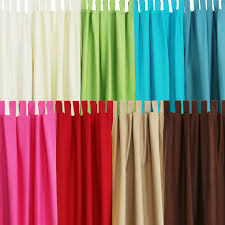 Tab Top Button Curtains Luxury Curtains Online Pillow Talk