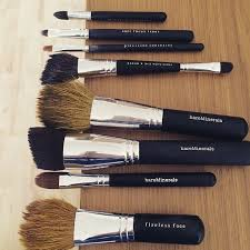 wash your brushes bareminerals insram
