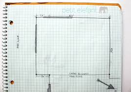 home design graph paper how to lay out a room design on paper