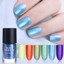 3 99 9ml born pretty mermaid glitter nail polish shell nail