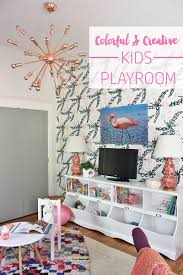 play room ideas colorful u0026 creative office playroom thewhitebuffalostylingco com