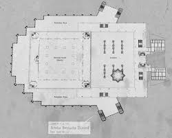 floor plan of mosque islamic architecture islamic principles putrjaya mosque
