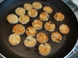 cailles sur canapé cuisine facile com oeufs de caille en canapés
