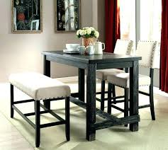 black high table and chairs black pub table set 5 piece pub dining table set black pub table