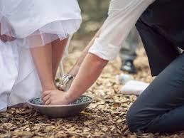 christian themed wedding
