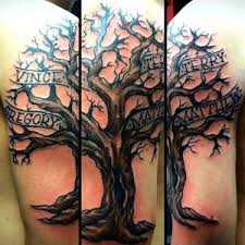 25 the really family tree tattoos designs for tattoos designs