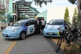 nissan australia general manager csiro goes electric with u0027green u0027 fleet csiro