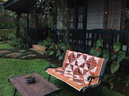 Quilted Rugs Log Cabin Patchwork Hand Quilted Rugs Idr 1500k Petit Coin