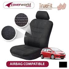car seat covers for honda jazz jazz car seat covers