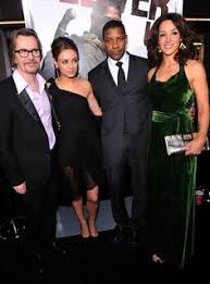 Is Denzel Blind In Book Of Eli Mila Kunis Photos 5644 Of 5953 Photos Premiere Of Warner Bros