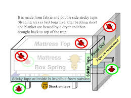 How To Make A Bed Bug Trap Bed Sized Bed Bug Trap Llc Has Invented An Innovative Trap To Stop