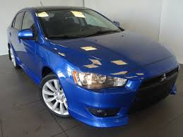 2010 mitsubishi lancer gts sportback sunroof used for sale in
