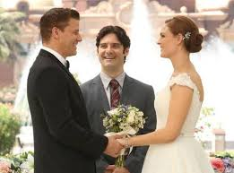 photo booth wedding bones wedding recap did booth and brennan tv s best marriage