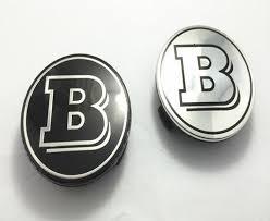 si e auto b großhandel car styling silber schwarz abs amg b logo mit 3 pins