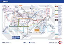 Orlando Metro Map by London Underground Map New Zone