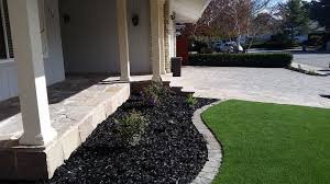 Black Diamond Landscaping by Calstone Quarry Stone Paver In Sequoia Sandstone Raj Multi