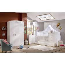 chambre bébé moderne bébé moderne coloris blanc