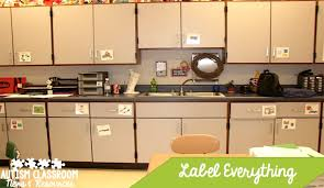 Classroom Cabinets Organizing Classroom Materials In Special Education When Really