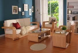 Simple Sofa Set Design Sofa Exquisite Simple Wooden Sofa Sets For Living Room All Solid
